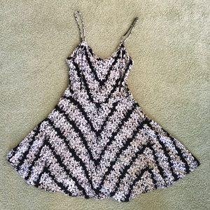 Aeropostal Floral Cami Dress